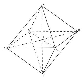 Giải bài tập Bài 2 Khối đa diện lồi và khối đa diện đều – SGK hình học 12 cơ bản