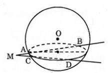 Giải bài tập Bài 2 Mặt cầu – chương 2 hình học 12 cơ bản