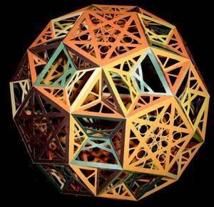 Ví dụ minh họa Khối đa diện lồi và khối đa diện đều