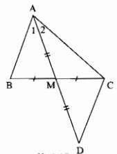 Bài 1: Quan hệ giữa góc và cạnh đối diện trong một tam giác – Chương 3 Hình học SBT Toán 7