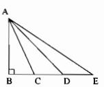 Bài 2: Quan hệ giữa đường vuông góc và đường xiên, đường xiên và hình chiếu – Chương 3 Hình học SBT Toán 7