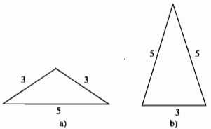Bài 3: Quan hệ giữa ba cạnh của một tam giác Bất đẳng thức tam giác – Chương 3 Hình học SBT Toán 7