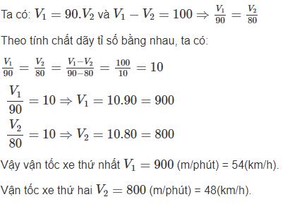 Bài 4: Một số bài toán về đại lượng tỉ lệ nghịch – Chương 2 đại số SBT Toán 7