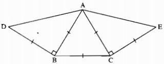 Bài 6: Tam giác cân – Chương 2 Hình học SBT Toán 7