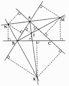 Bài 6: Tính chất ba đường phân giác của tam giác – Chương 3 Hình học SBT Toán 7