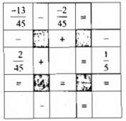 Bài 9: Phép trừ phân số – số học Chương 3 SBT Toán 6 tập 2