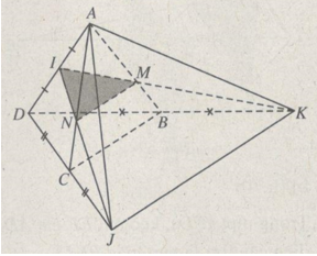 Bài 1: Đại cương về đường thẳng và mặt phẳng – Giải SBT Chương II Hình học 11 nâng cao