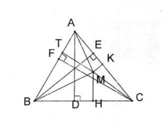 Bài 3: Diện tích tam giác – Chương 2 Hình học SBT Toán 8