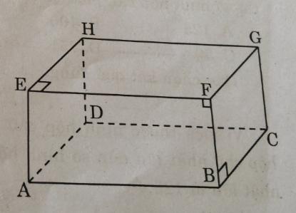 Bài 3: Thể tích của hình hộp chữ nhật – Chương 4 Hình học SBT Toán 8