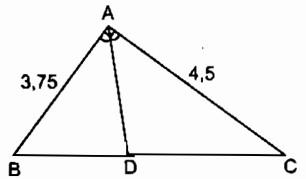Bài 3: Tính chất đường phân giác của tam giác – Chương 3 Hình học SBT Toán 8