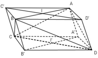 Bài 4: Hai mặt phẳng song song – Giải SBT Chương II Hình học 11 nâng cao