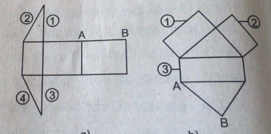 Bài 4: Hình lăng trụ đứng – Chương 4 Hình học SBT Toán 8