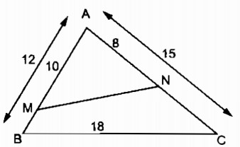 Bài 6: Trường hợp đồng dạng thứ hai – Chương 3 Hình học SBT Toán 8