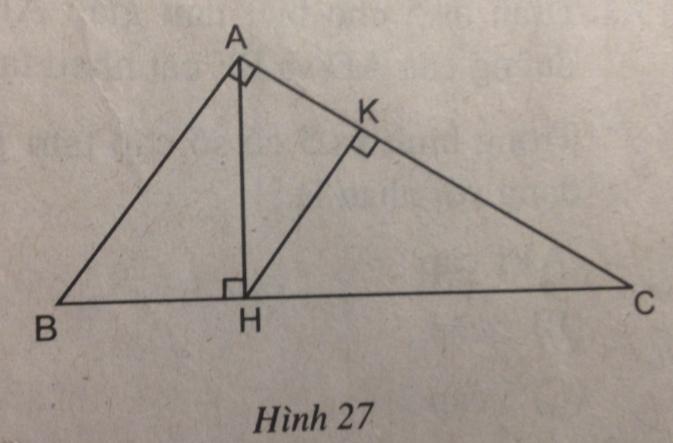Bài 7: Trường hợp đồng dạng thứ ba – Chương 3 Hình học SBT Toán 8