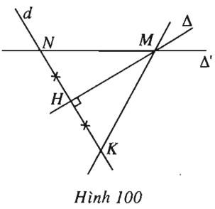 Bài 2. Phương trình tham số của đường thẳng – Giải SBT Chương 3 Hình học 10 nâng cao