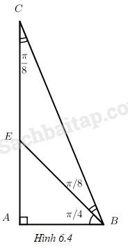 Bài 3. Giá trị lượng giác của các góc (cung) có liên quan đặc biệt – Giải SBT chương 6 Đại số 10 nâng cao