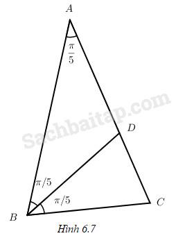 Bài 4. Một số công thức lượng giác – Giải SBT chương 6 Đại số 10 nâng cao