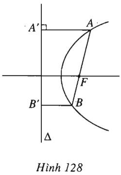 Bài 8. Ba đường cônic – Giải SBT Chương 3 Hình học 10 nâng cao