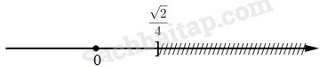 Bài 3. Bất phương trình và hệ bất phương trình bậc nhất một ẩn – Giải SBT Đại số 10 nâng cao