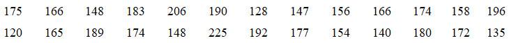 Bài 3. Các số đặc trưng của mẫu số liệu – Giải SBT Đại số 10 nâng cao