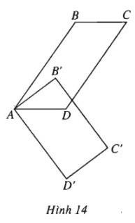 Bài 4. Tích của một vec tơ với một số – Giải SBT Hình học 10 nâng cao