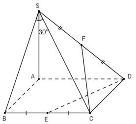 Đề Kiểm Tra 1 tiết chương 1 Hình học 12 – Đề 1