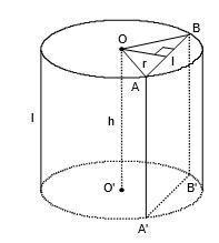 Bài 1. Khái niệm về mặt tròn xoay – Chương 2 – Hình học 12