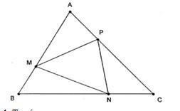 Đề Kiểm Tra 1 tiết môn toán – Chương 1 Hình học 10 – số 3